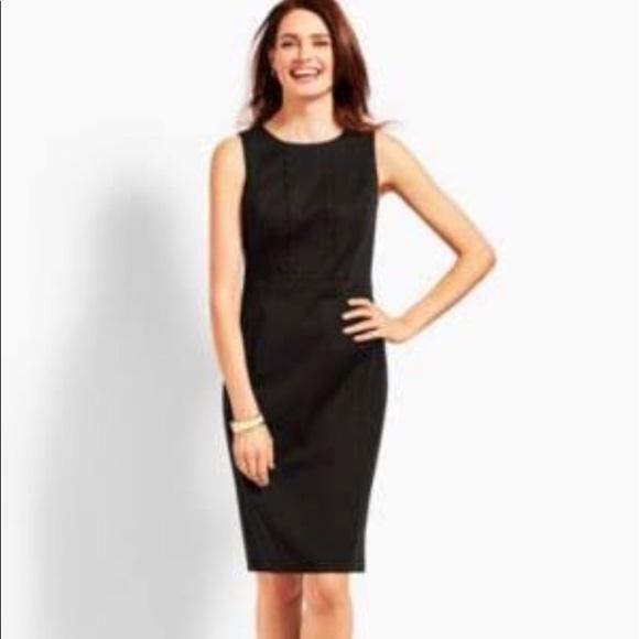 Talbots Dresses & Skirts - Talbots Petite Black Dress